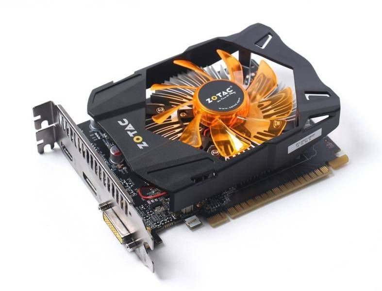 PLACA DE VIDEO 2GB PCIEXP GTX 750TI ZT-70605-10M 128BITS DDR5 ZOTAC BOX