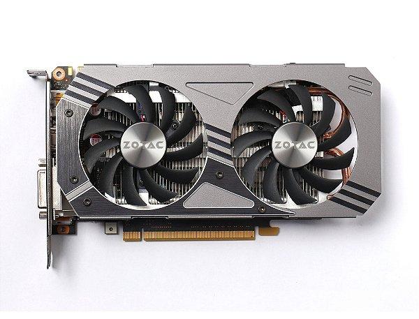 PLACA DE VIDEO 2GB PCIEXP GTX 950 ZT-90602-10M 128BITS GDDR5 ZOTAC BOX