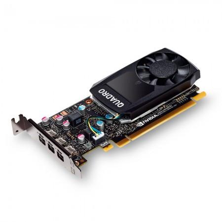 PLACA DE VIDEO 2GB PCIEXP QUADRO P400 VCQP400-PORPB 64BITS GDDR5 NVIDIA PNY BOX