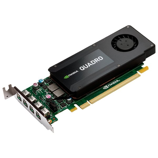 PLACA DE VIDEO 4GB PCIEXP K1200 VCQK1200DVI-PORPB 128BITS GDDR5 QUADRO PNY BOX