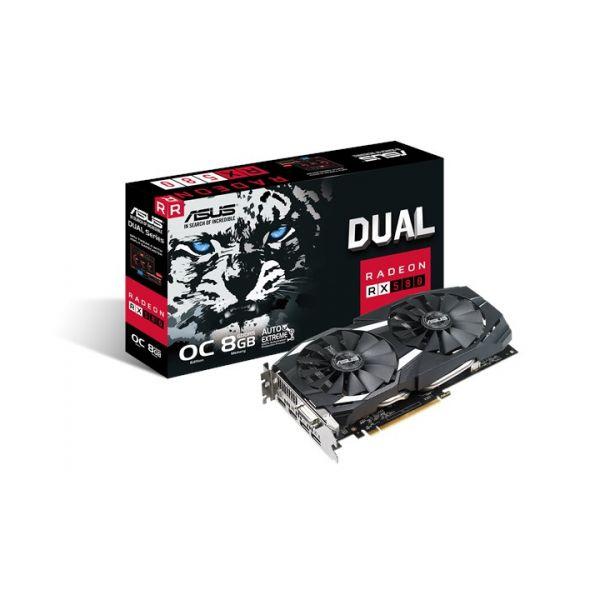 PLACA DE VIDEO 8 GB PCIEXP RX 580 90YV0AQ1-M0NA00 256BITS GDDR5 ASUS BOX