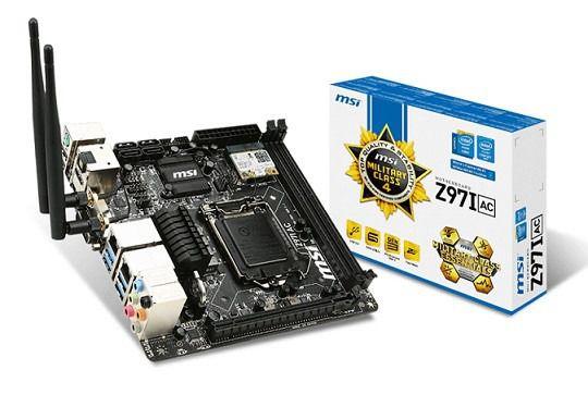 PLACA MAE 1150 ITX Z97I MSI BOX