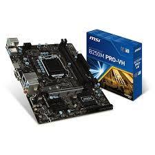 PLACA MAE 1151 ATX B250M PRO-VH-M-ATX DDR4 MSI BOX
