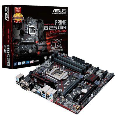 PLACA MAE 1151 MICRO ATX B250M-PLUS/BR DDR4 PRIME ASUS BOX