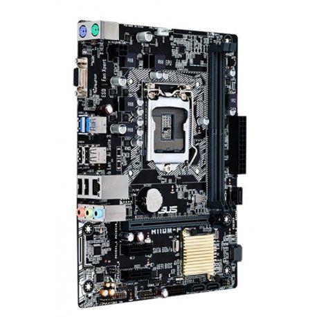 PLACA MAE 1151 MICRO ATX H110M-F DDR4 ASUS BOX