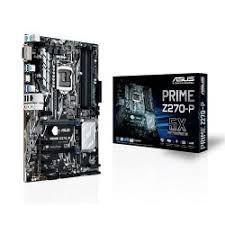 PLACA MAE 1151 MICRO ATX Z270-P 90MB0SYO-M0EAYO DDR4 ASUS BOX