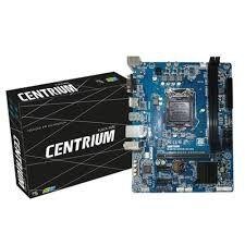 PLACA MAE 1151 S/V/R/GL C2016-H110-H-D3 DDR3 CENTRIUM BOX