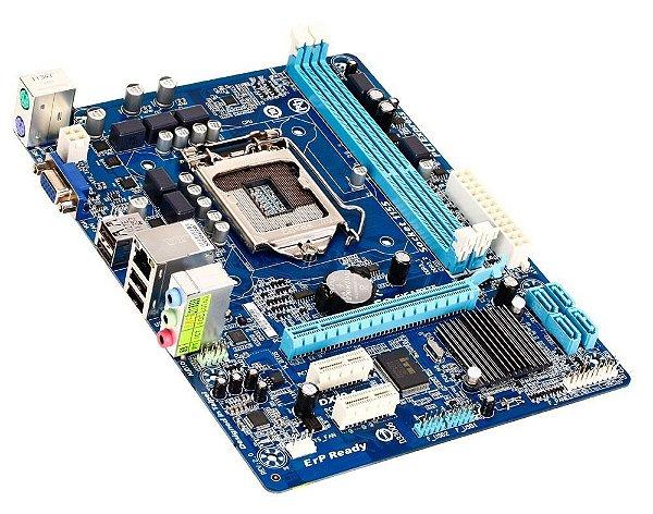 PLACA MAE 1155 S/V/R/GL GA-H61M-S1 DDR3 GIGABYTE BOX