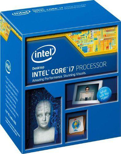 PROC 1150 CORE I7 4790 3.6 GHZ 8 MB CACHE INTEL BOX