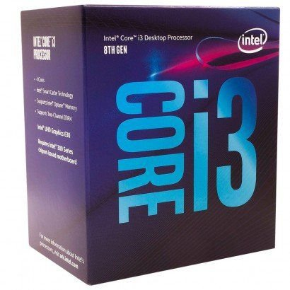PROC 1151 CORE I3 8300 3.70GHZ INTEL BOX
