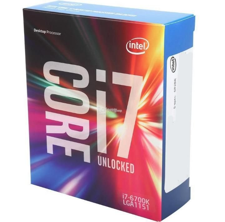 PROC 1151 INTEL I7 7700K 4.2 GHZ KABY LAKE 8MB CACHE QUAD CORE