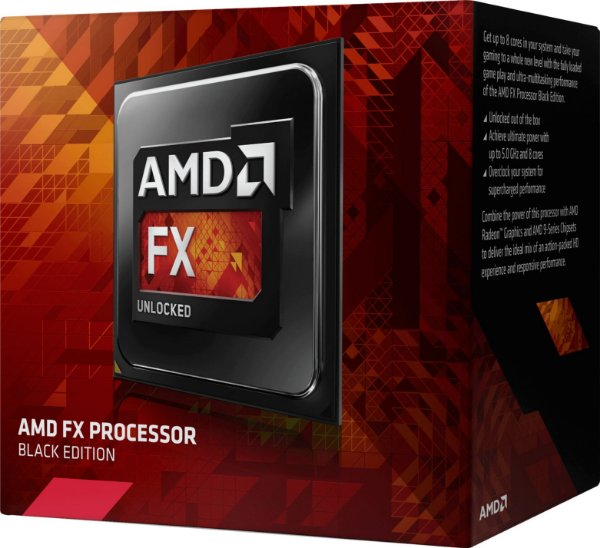 PROC AM3 QUAD-CORE FX 4300 3.80GHZ VISHERA 8 MB CACHE BLACK EDITION AMD BOX