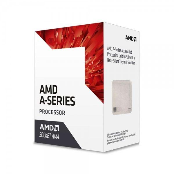 PROC AM4 A8 9600 3.4 GHZ BRISTOL RIDGE 2 MB CACHE QUAD CORE AMD BOX