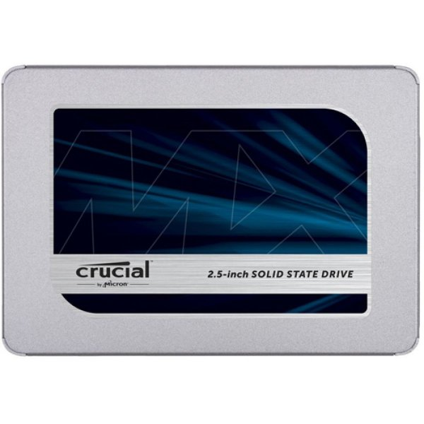 SSD 1000GB SATA III CT1000MX500SSD1 CRUCIAL BOX