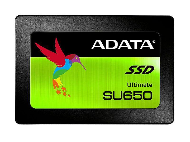 SSD 120GB SATA III ASU650SS-120GTR ADATA BOX