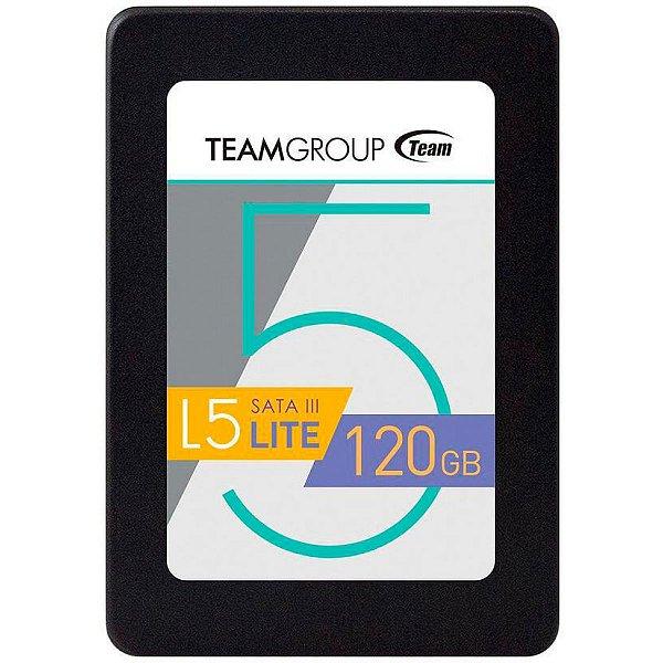SSD 120GB SATA III T2535T120G0C101 L5 LITE TEAM GROUP BOX