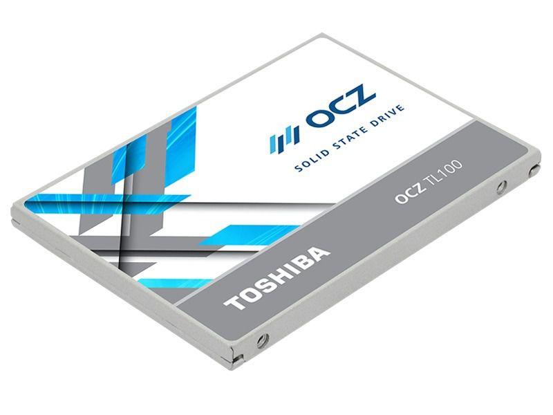 SSD 120GB SATA III TL100-25SAT3-120G OCZ TL100 TOSHIBA BOX IMPORTADO