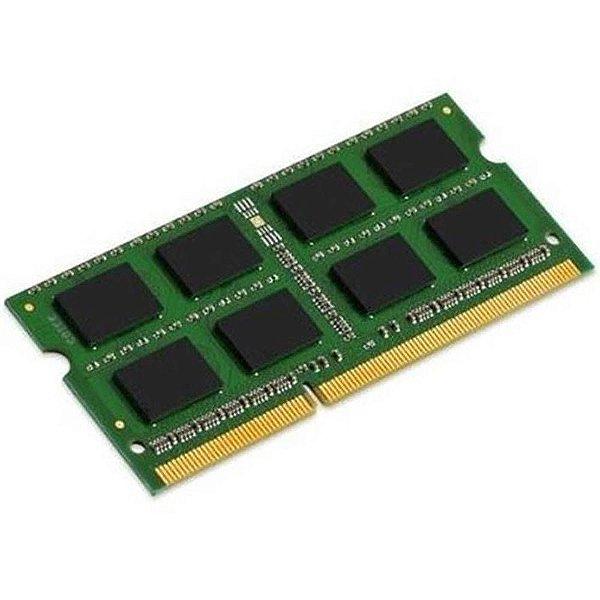 MEMORIA 8GB DDR3 1600 MHZ NOTEBOOK KVR16LS11/8 8GB KINGSTON BOX