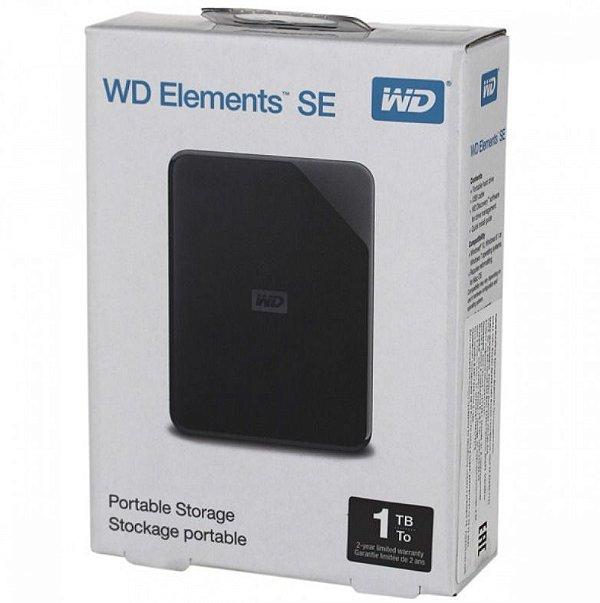 HD 1000GB USB 3.0 WDBEPK0010BBK-WESN EXTERNO WESTERN DIGITAL BOX