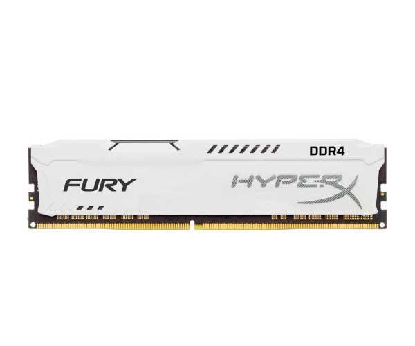 MEMORIA 16 GB DDR4 2400 MHZ FURY HYPERX HX424C15FW/16 KINGSTON BOX
