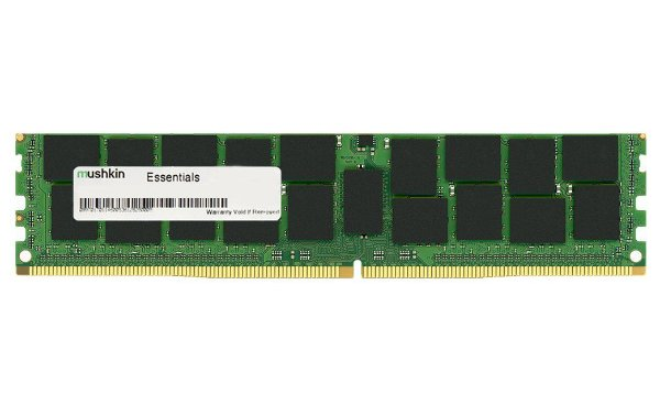 MEMORIA 8GB DDR4 2400 MHZ ESSENTIALS MES4U240HF8G 8CP MUSHKIN BOX