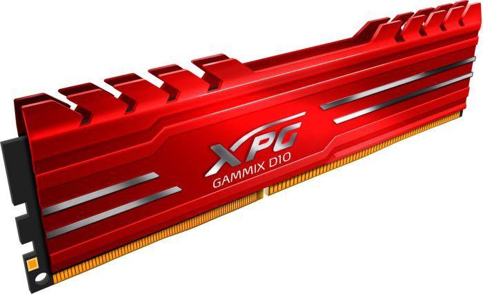 MEMORIA 8GB DDR4 2666MHZ GAMMIX D10 AX4U266638G16-SRG ADATA BOX