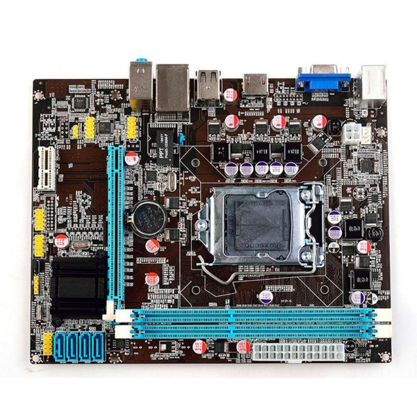 PLACA MAE 1155 MICRO ATX TG-H61-S DDR3 VGA/HDMI FOXCONN OEM