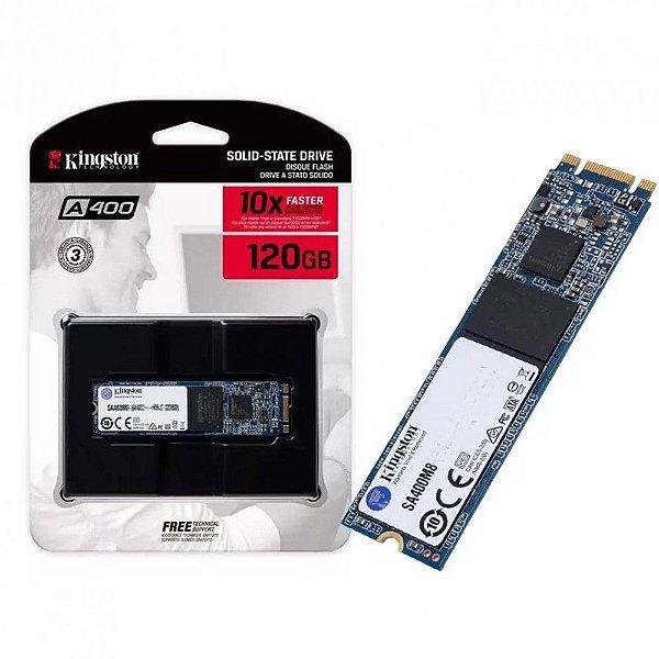 SSD 120GB M.2 SA400M8/120G KINGSTON BOX