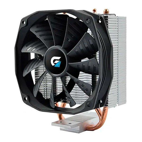 COOLER CPU 110X65X131MM AIR2 GAMER FORTREK BOX