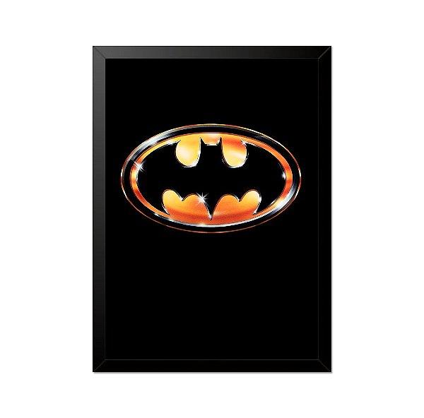 Quadro Poster Batman 33x23cm
