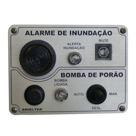 Painel Alarme Inundação / Bomba de Porão