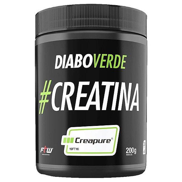 CREATINA CREAPURE 200 G DIABO VERDE FTW