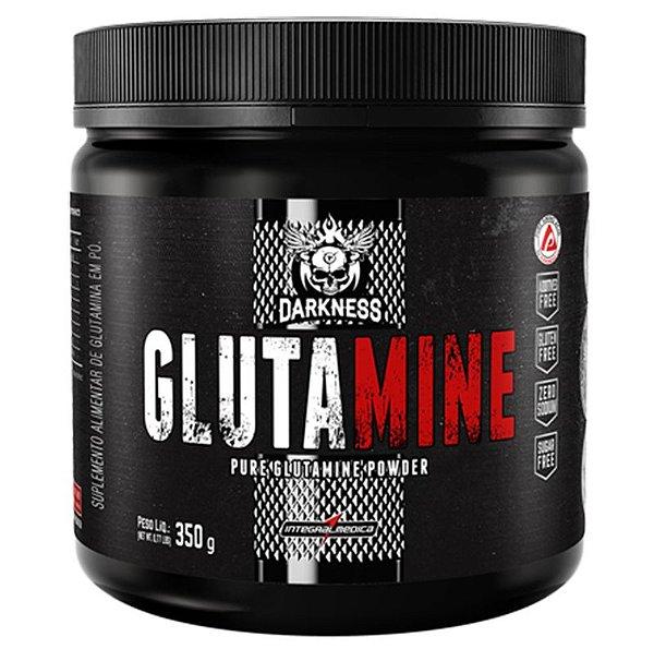 GLUTAMINA DARKNESS 350 G INTEGRAL MEDICA