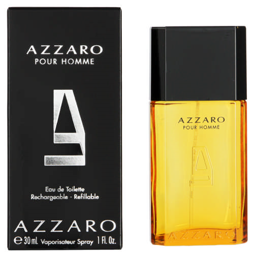 AZZARO POUR HOMME RECHARGEABLE EDT 30ML