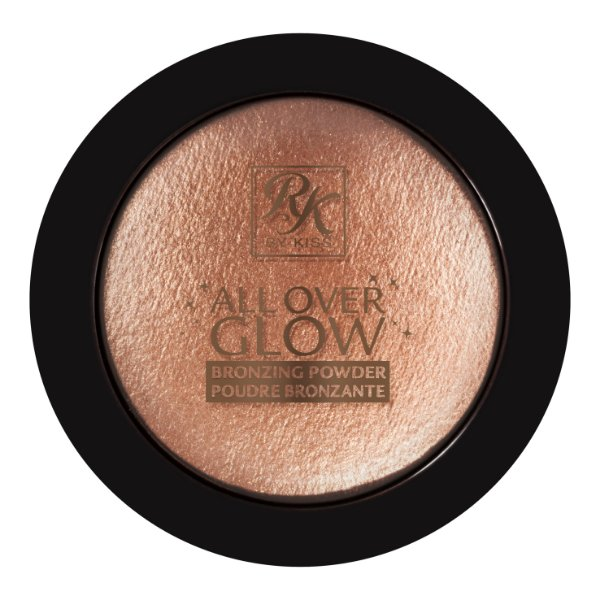 Rk Po Bronzer All Over- Bronzed Glow