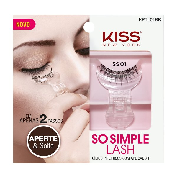 Cilios So Simple Lash 01