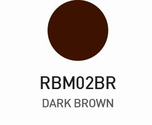 Rk Mascara para Sobrancelhas - Dark Brown
