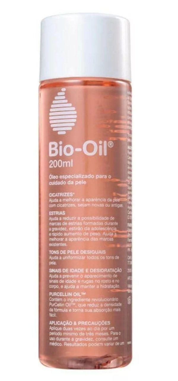 BIO OIL OLEO CORPORAL 200ML