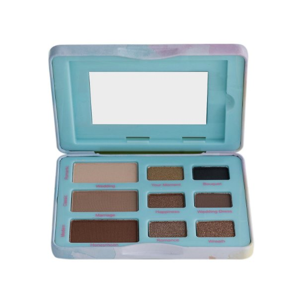 kit de sombras 9 cores marry me - Luisance
