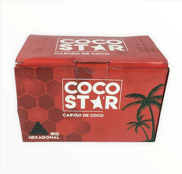 Carvão Coco Star 1Kg