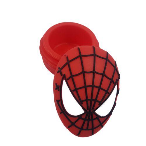 Slick Silicone Médio - Spider Man