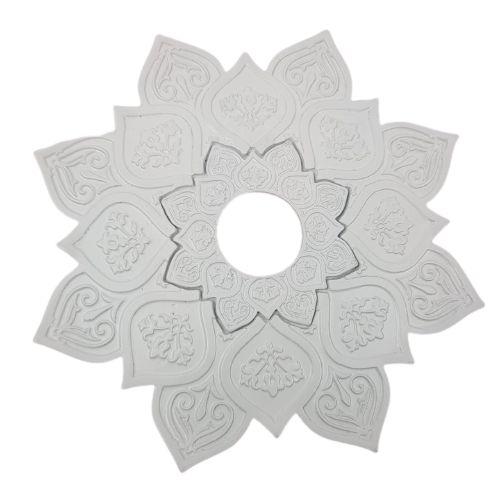 Prato Flowers - Branco