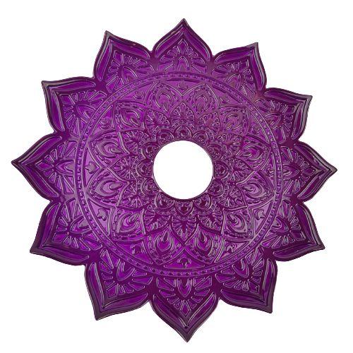 Prato Flowers - Roxo