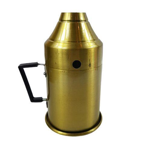 Abafador Para Narguile MG Hookah - Dourado