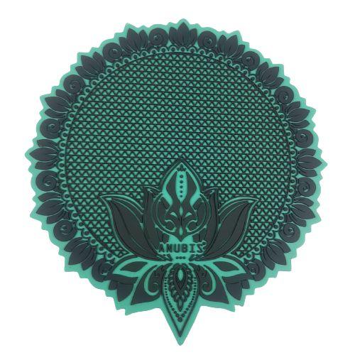 Proteção para Base / Tapete Anubis - Verde e Preto