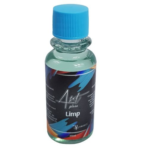 Art Glass Limp - Anubis