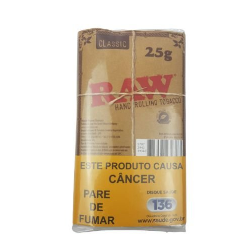 Tabaco Raw Hand Rolling 25g