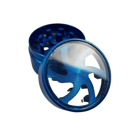 Dichavador Helice 3 Partes - Azul