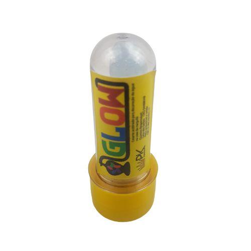 Corante Acetinado PK GLOW - Amarelo