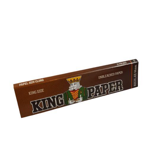 Seda King Paper King Size - 33Folhas